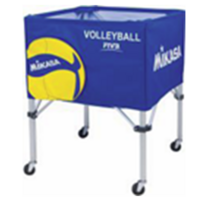 Mikasa VolleyBall Carrier Cart and Bag