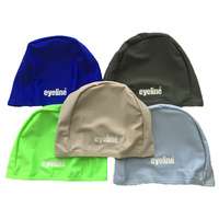 Assorted Lycra Solid Caps