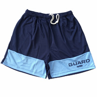 Guard Micro Mesh Short - Navy/Sky
