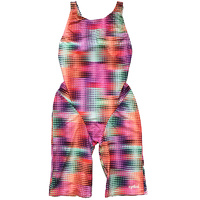 Womens Microline Racing Fastback Leg Suit - Solar Moons WMR20