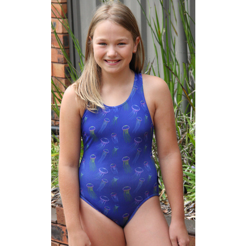 CRP Girls Surge Back III Jelly Fish - Size 14 GPP188/14